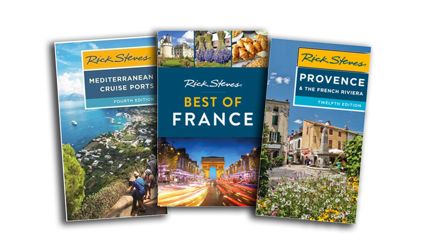 Rick Steves Books